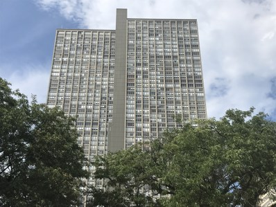 655 W Irving Park Road UNIT 3507, Chicago, IL 60613 - MLS#: 10134269