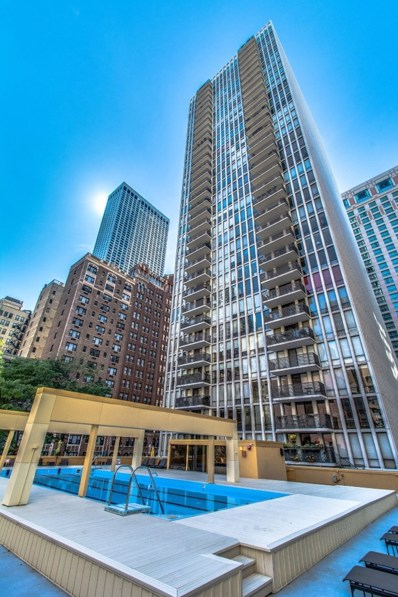 200 E Delaware Place UNIT 10D, Chicago, IL 60611 - #: 10134287