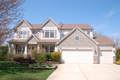 1081 Waterview Circle, Antioch, IL 60002 - #: 10134406