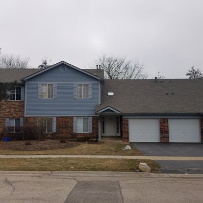 1725 Chesapeake Lane UNIT 7, Schaumburg, IL 60193 - MLS#: 10134465
