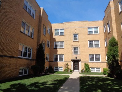 6046 N Francisco Avenue UNIT 3W, Chicago, IL 60659 - #: 10134695