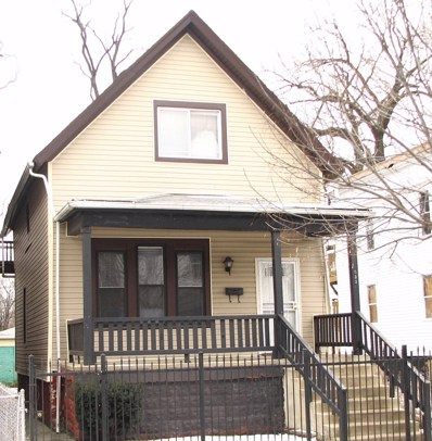 653 W 60th Street, Chicago, IL 60621 - MLS#: 10134706