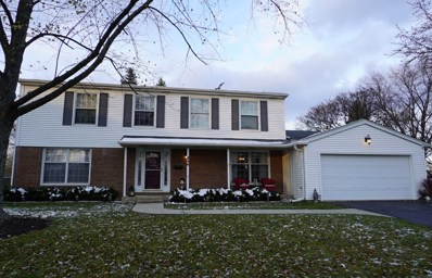 846 W Partridge Drive, Palatine, IL 60067 - MLS#: 10134711