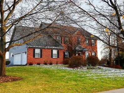 23633 W Royal Worlington Drive, Naperville, IL 60564 - #: 10135045