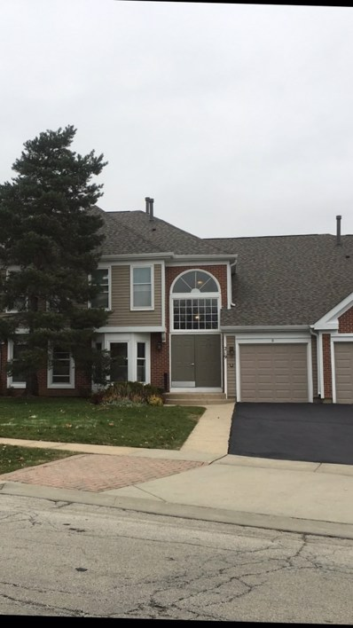 219 University Lane UNIT D6, Elk Grove Village, IL 60007 - #: 10135345