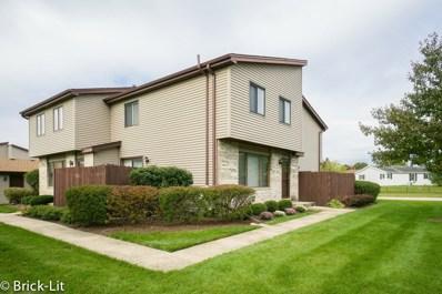 412 Circlegate Road UNIT 3, New Lenox, IL 60451 - #: 10135500