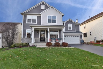 437 Valley View Drive, St. Charles, IL 60175 - #: 10135544