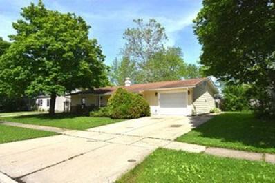 619 Lincolnwood Drive, Streamwood, IL 60107 - #: 10135589