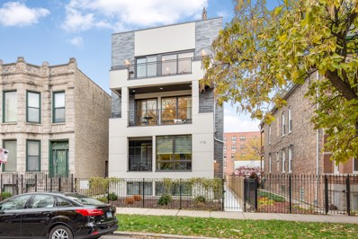 1112 N Mozart Street UNIT 3, Chicago, IL 60622 - #: 10135772