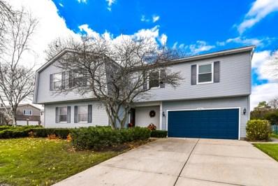 4141 Portage Lane, Hoffman Estates, IL 60192 - #: 10135780