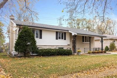553 Gilbert Drive, Wood Dale, IL 60191 - MLS#: 10135813