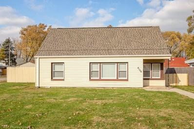 4136 W 99th Place, Oak Lawn, IL 60453 - #: 10135851