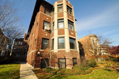 5534 S Dorchester Avenue UNIT 1, Chicago, IL 60637 - #: 10135895