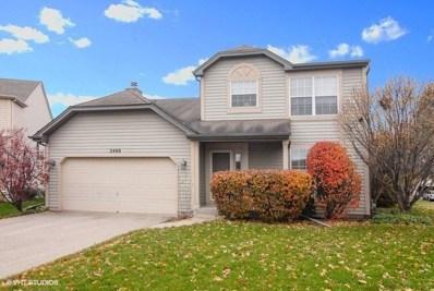 2488 Clovertree Court, Aurora, IL 60506 - MLS#: 10135909