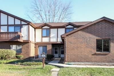 414 Brandy Drive UNIT B, Crystal Lake, IL 60014 - #: 10136000