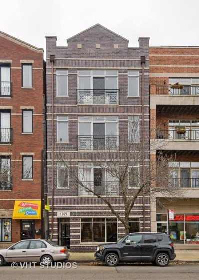 1929 W Belmont Avenue UNIT 3, Chicago, IL 60657 - #: 10136038