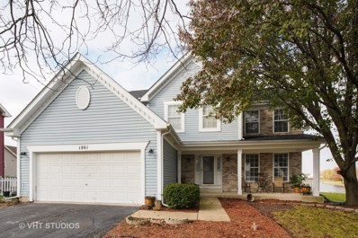 1861 Goss Court, Plainfield, IL 60586 - MLS#: 10136092
