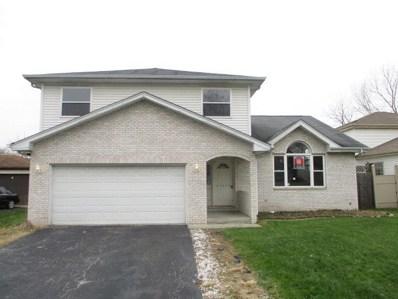 15634 Spaulding Avenue, Markham, IL 60428 - #: 10136113