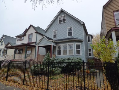 4329 N Avers Avenue, Chicago, IL 60618 - #: 10136161