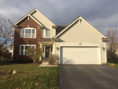 762 Bluebell Lane, Pingree Grove, IL 60140 - MLS#: 10136192
