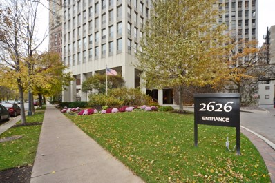 2626 N Lakeview Avenue UNIT 604, Chicago, IL 60614 - #: 10136211