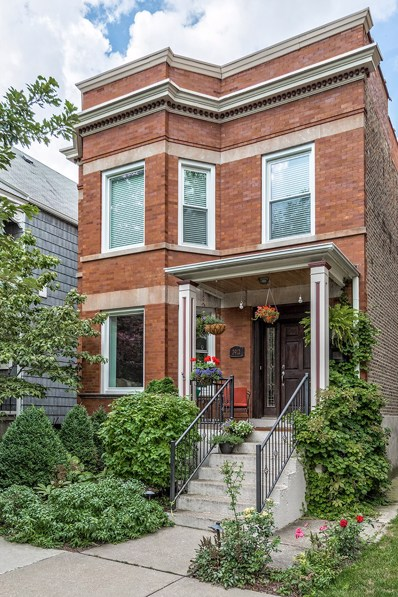 3912 N Bell Avenue, Chicago, IL 60618 - #: 10136216