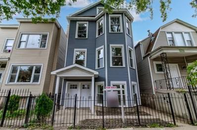 1909 N Keystone Avenue UNIT 3, Chicago, IL 60639 - MLS#: 10136233