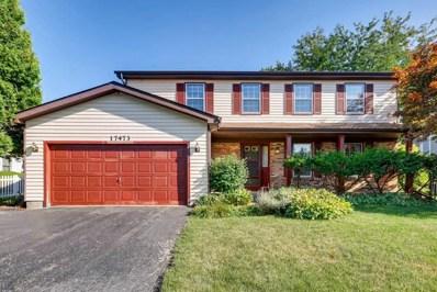 17473 W Bluff Drive, Grayslake, IL 60030 - #: 10136244