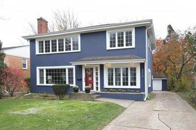 2018 Vardon Lane, Flossmoor, IL 60422 - MLS#: 10136281