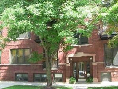 3553 N Paulina Street UNIT 3, Chicago, IL 60657 - #: 10136406