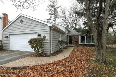 101 Indian Road, Lake Bluff, IL 60044 - MLS#: 10136434