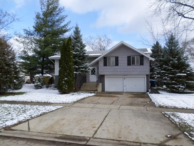 537 Norwood Lane, Schaumburg, IL 60193 - #: 10136471