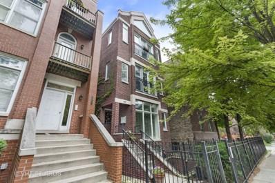 3837 N Damen Avenue UNIT 3, Chicago, IL 60618 - #: 10136486
