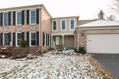 1068 Creekside Drive, Wheaton, IL 60189 - #: 10136548