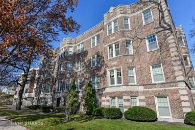 807 Reba Place UNIT 1, Evanston, IL 60202 - #: 10136589