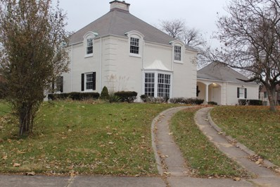 211 Country Club Road, Chicago Heights, IL 60411 - MLS#: 10136767