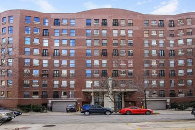 711 W Gordon Terrace UNIT 503, Chicago, IL 60613 - #: 10136823