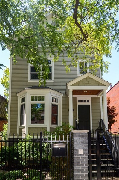 1710 N Orchard Street, Chicago, IL 60614 - MLS#: 10137007