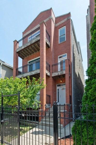 819 N Bishop Street UNIT 2, Chicago, IL 60642 - MLS#: 10137166