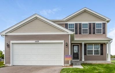 1803 Moran Drive, Shorewood, IL 60404 - MLS#: 10137219