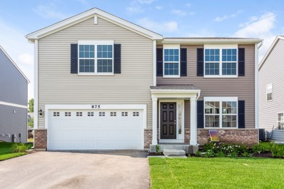 1805 Moran Drive, Shorewood, IL 60404 - MLS#: 10137229