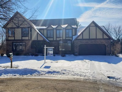 3380 Yorkshire Court, Hoffman Estates, IL 60067 - #: 10137275