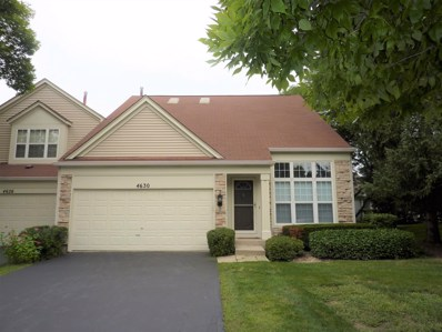 4630 Jade Lane, Hoffman Estates, IL 60192 - #: 10137483