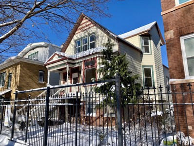 3518 W Shakespeare Avenue, Chicago, IL 60647 - MLS#: 10137526