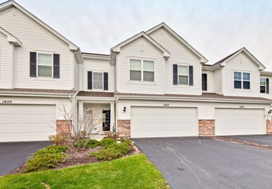 1407 Isle Royale Court, Pingree Grove, IL 60140 - #: 10137763