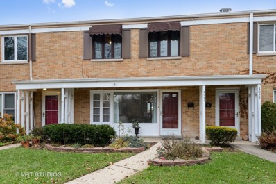 3027 Central Street UNIT 3027, Evanston, IL 60201 - MLS#: 10137773