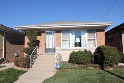 7524 W Strong Street, Harwood Heights, IL 60706 - #: 10138002