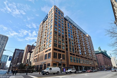 520 S State Street UNIT 1109, Chicago, IL 60605 - MLS#: 10138072