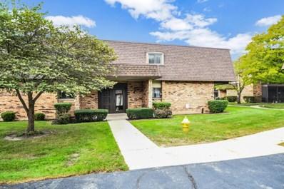 11134 Northwest Road UNIT D, Palos Hills, IL 60465 - MLS#: 10138100