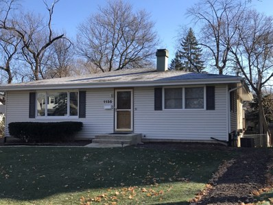 1135 Howard Street, Wheaton, IL 60187 - MLS#: 10138278